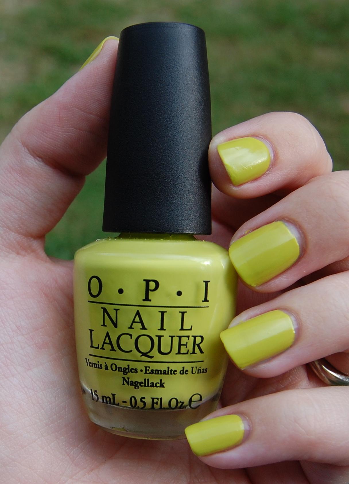 OPI – Did It On \'Em | Pretty Perfect