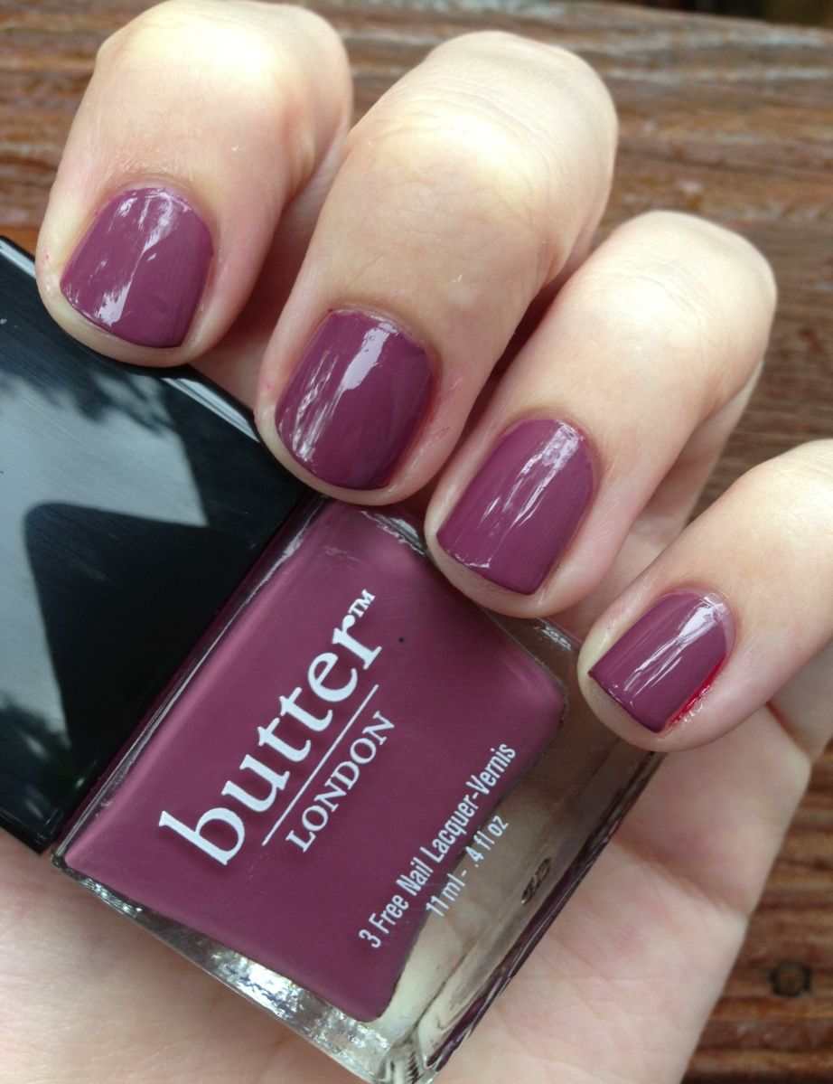 Butter London – Toff